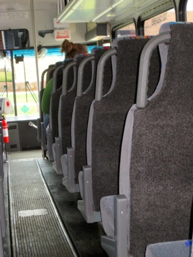 Inside the StagBus