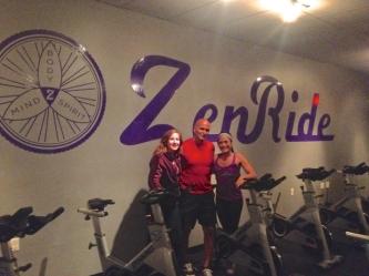 zen ride staff